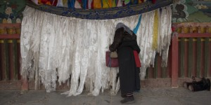 Au monastère de Labrang.