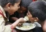 Le partage du riz